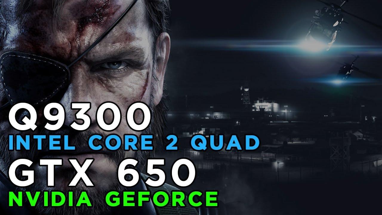 Metal Gear Solid 5 Ground Zeroes 2014 Gameplay GeForce GTX650