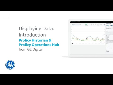 Displaying Historian Data with Proficy Operations Hub