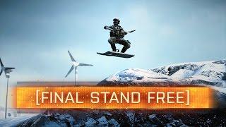 ► FINAL STAND DLC FREE! - Battlefield 4
