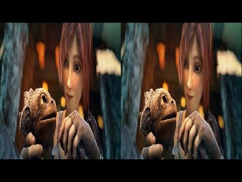 Sintel 1080p Stereoscopic 3D YT3d:Enable=True