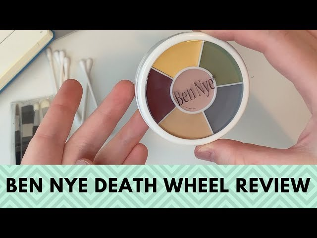 ☆[Review] Death Wheel from Ben Nye Makeup☆