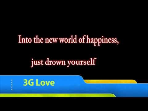 3gLove Movie Lyrics - The World is full of Love