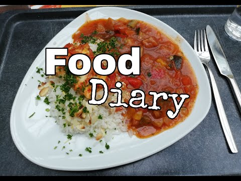 REALISTIC FOOD DIARY | What I Eat In 4 Days