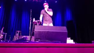 Blake Lewis, We Came To Get Down, LIVE @ Pala Casino, 6/5/15