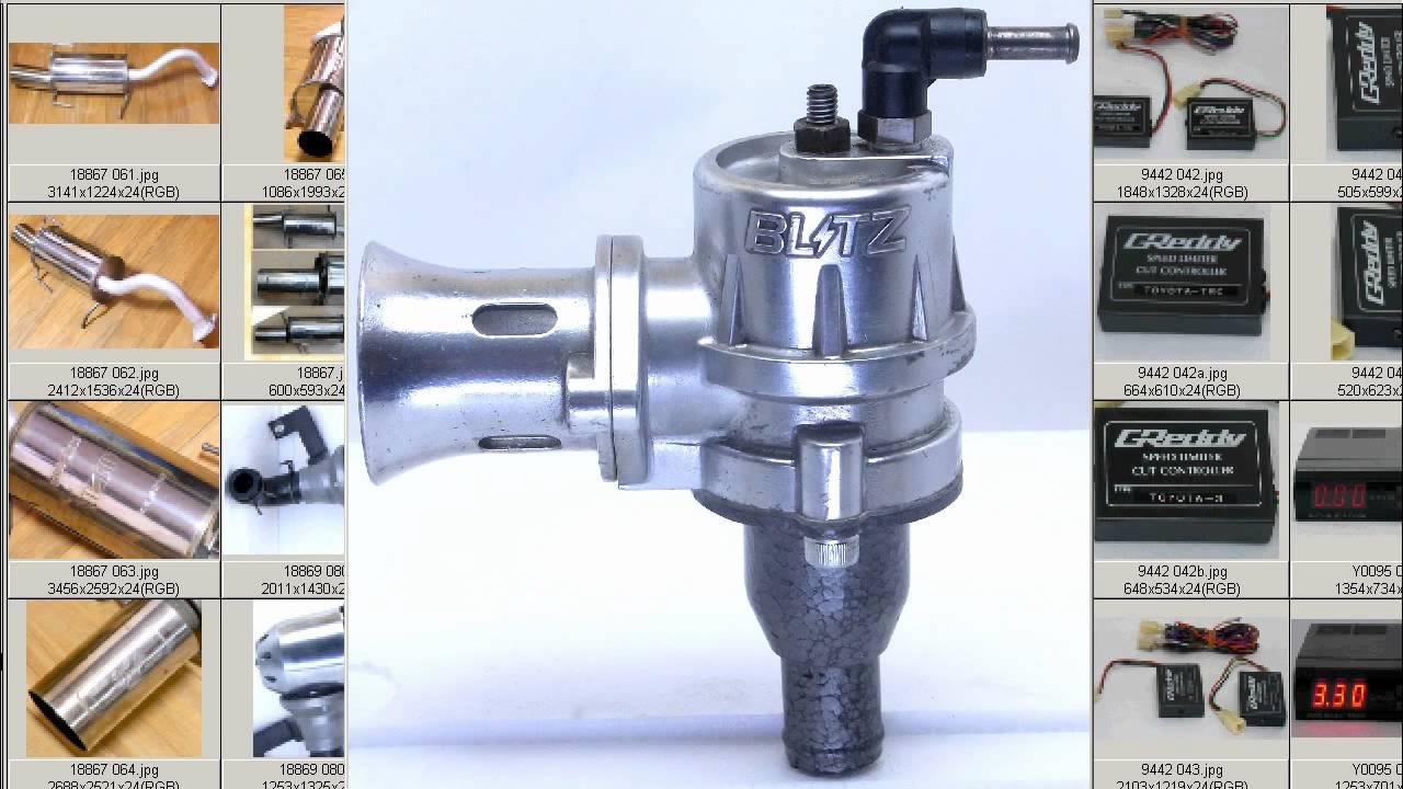 BLITZ SS Super sound Blow off dump valve Bov Legacy BG5 BD5 EJ20 Ep82 EP91  SUZUKI