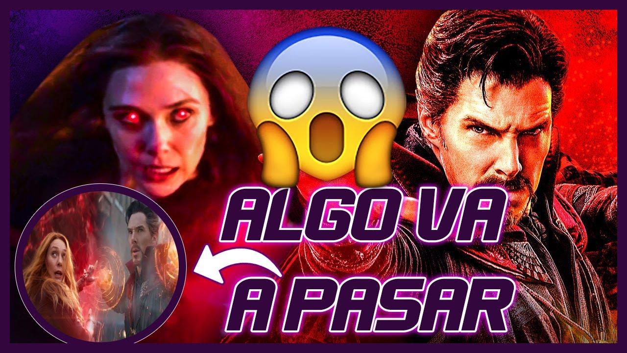 Marvel Elizabeth Olsen | Define Doctor Strange 2, película loca