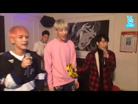 탑독 [ToppDogg] Karaoke Broadcast - Playing with Fire (Blackpink)