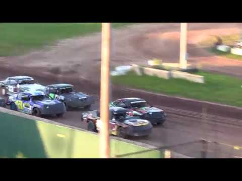 8/10/2019 Crash - Shawano Speedway - Roll Over - August 10 2019