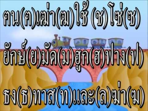 สื่อการสอนภาษาไทย เรื่องไตรยางค์ part 2