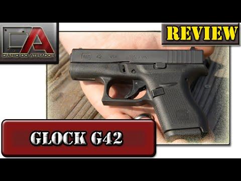 Análise Review da Glock 42 em 380 ACP