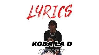 """Koba LaD - """"J'compte pas durer dans le rap, j'aime pas cette vie-là"""""""