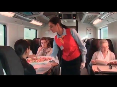 Trenitalia - FrecciaRossa by Euro Railways