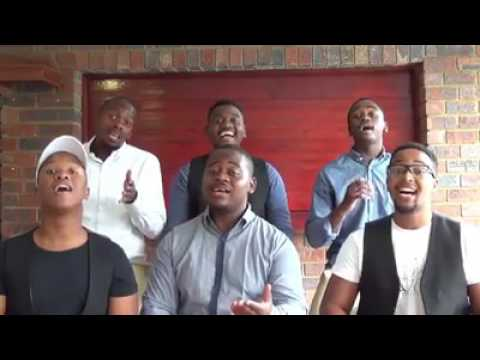 JUST 6 ACAPELLA - HARK THE HERALD ANGELS SING!!!