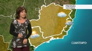 Previsão Sudeste – Chuva continua no ES