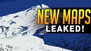Overwatch - 2 Brand New Maps LEAKED!