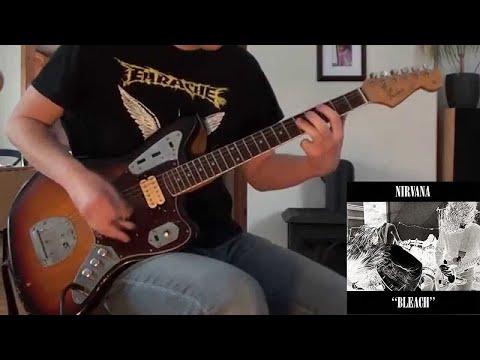 Nirvana - Sifting (Guitar Cover)