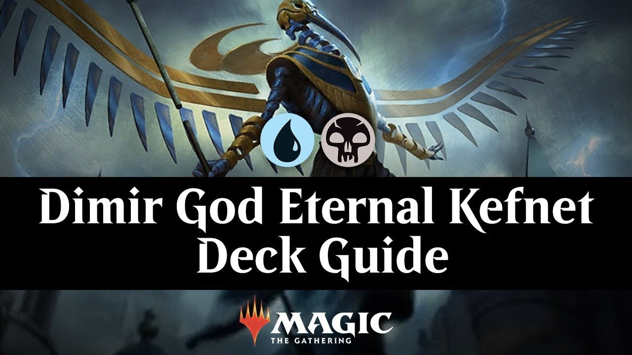 Dimir God Eternal Kefnet Deck Guide for Ranked MTG Arena
