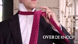 Eenvoudig je stropdas knopen binnen een minuut!