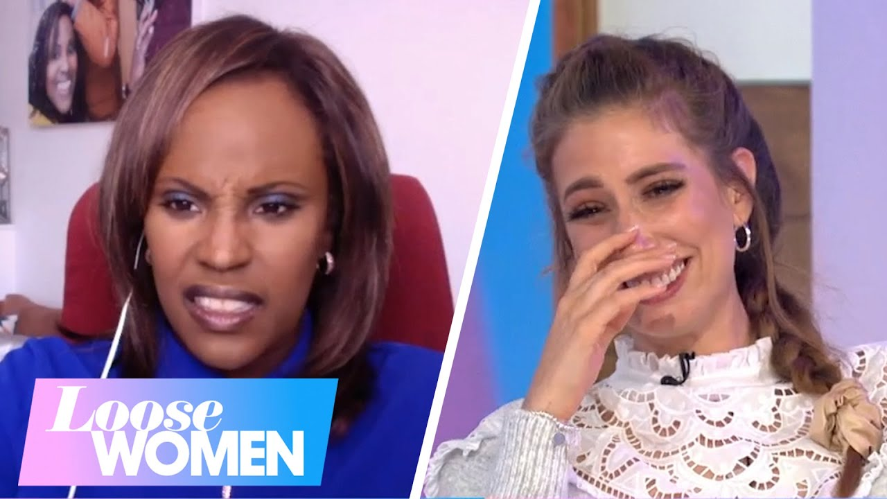 Stacey & Kaye's Shocking Shower Confessions Leave Kelle Disgusted | Loose Women