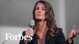 Melinda Gates On The Urgent Need For Paid Family Medical Leave | Forbes