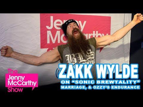 Zakk Wylde on Ozzy's durability, marriage, and Sonic Brew's 20th anniversary