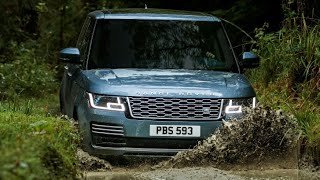 2017 model Range Rover Autobiography Land Rover