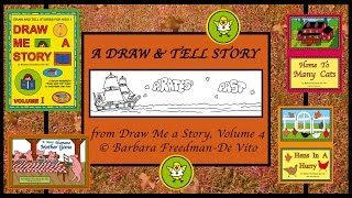 Draw and Tell Story Pirates