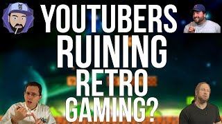 Are YouTubers RUINING Retro Gaming and Retro Game Collecting? | RGT 85