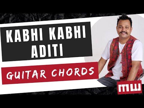Download Kabhi kabhi aditi guitar lesson videos from Youtube ...