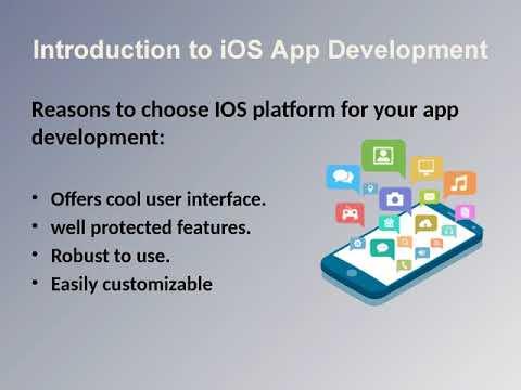 ios app development company dubai