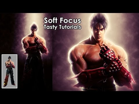 Amazing Soft Focus - Photoshop Actions