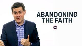Abandoning the Faith
