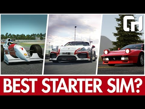 What's The Best Racing Sim For Beginners?
