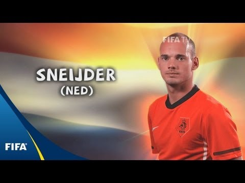 Wesley Sneijder - South Africa 2010