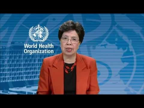 Margaret Chan (WHO) speaking on Universal Health Coverage