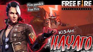 SEDIH! FILM PENDEK FREE FIRE!! KISAH ASLI HAYATO!!