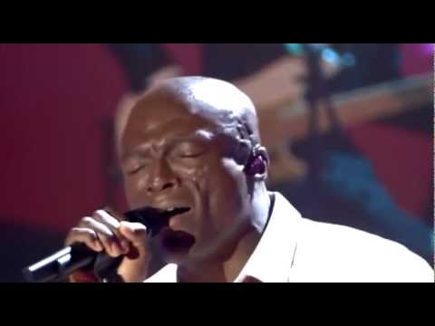 Клип Seal - It's a Man's Man's Man's World