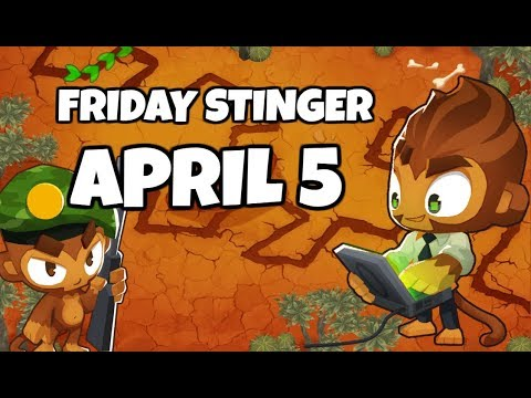 BTD6 Friday Stinger; What Did We Learn From History - April 5 2019