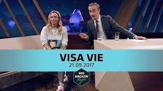 Heute zu Gast im Neo Magazin Royale: Visa Vie | NEO MAGAZIN ROYALE mit Jan Böhmermann - ZDFneo