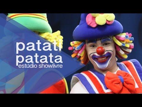 Patati Patatá - Dança Do Loro (Ao Vivo No Estúdio Showlivre 2013)