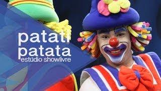 """Patati Patatá em """"Dança do loro"""" no Estúdio Showlivre 2013"""