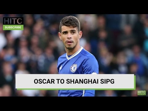 Oscar Leaves Chelsea For China: Daily Transfer Rumour Round-up