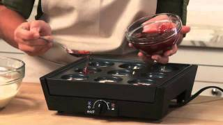 Make Delicious Danish Pancakes With The Electric Ebelskiver Maker | Williams-sonoma