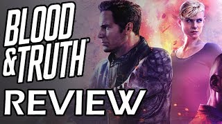 Blood & Truth Review - One of the Best PSVR Games (Video Game Video Review)