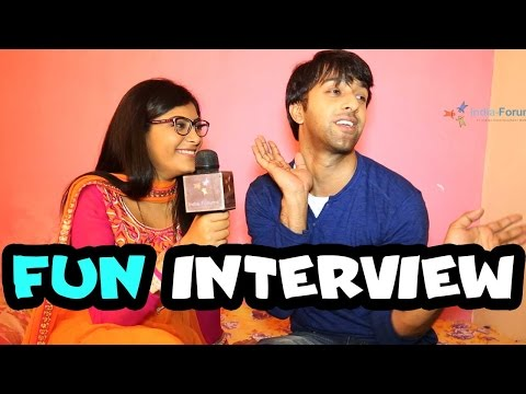 Sahil & Rajshri fun interview