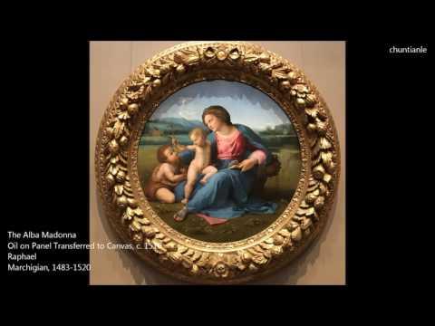 Famous Painting: Italian Renaissance, Giotto, Leonardo, Raphael, and Titian