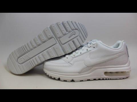 Nike Air Max LTD 316376-111 KixRx.com White/White-White Mens