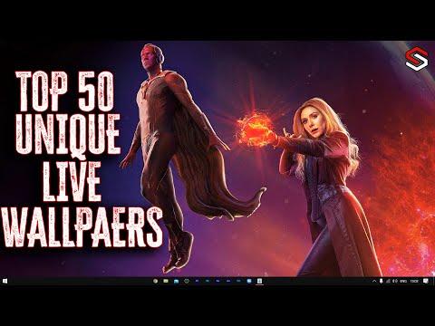 Top 50 Unique Live Wallpaper Engine Wallpapers 2021