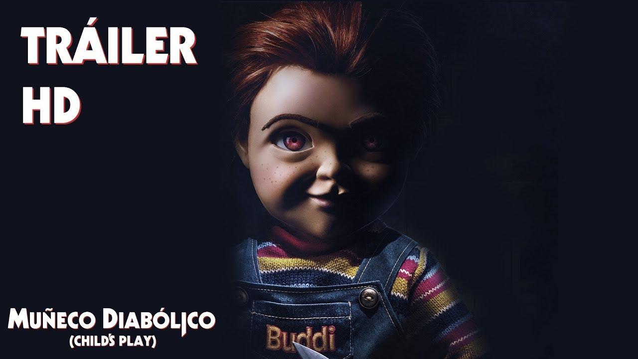 MUÑECO DIABÓLICO (Child's Play) - Tráiler #1 Español | HD