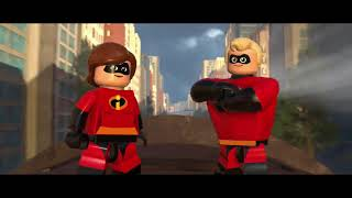 To Busted.gr παρουσιάζει το παιχνίδι Lego The Incredibles!
